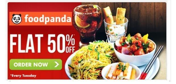 Foodpanda SG Coupons