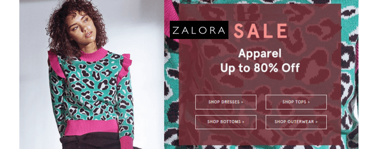 Zalora Singapore Coupons